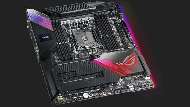 ASUS, üç yeni X299 anakart tanıttı