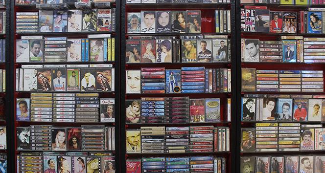 Bazıları için hala vazgeçilmez nostalji, kasetler