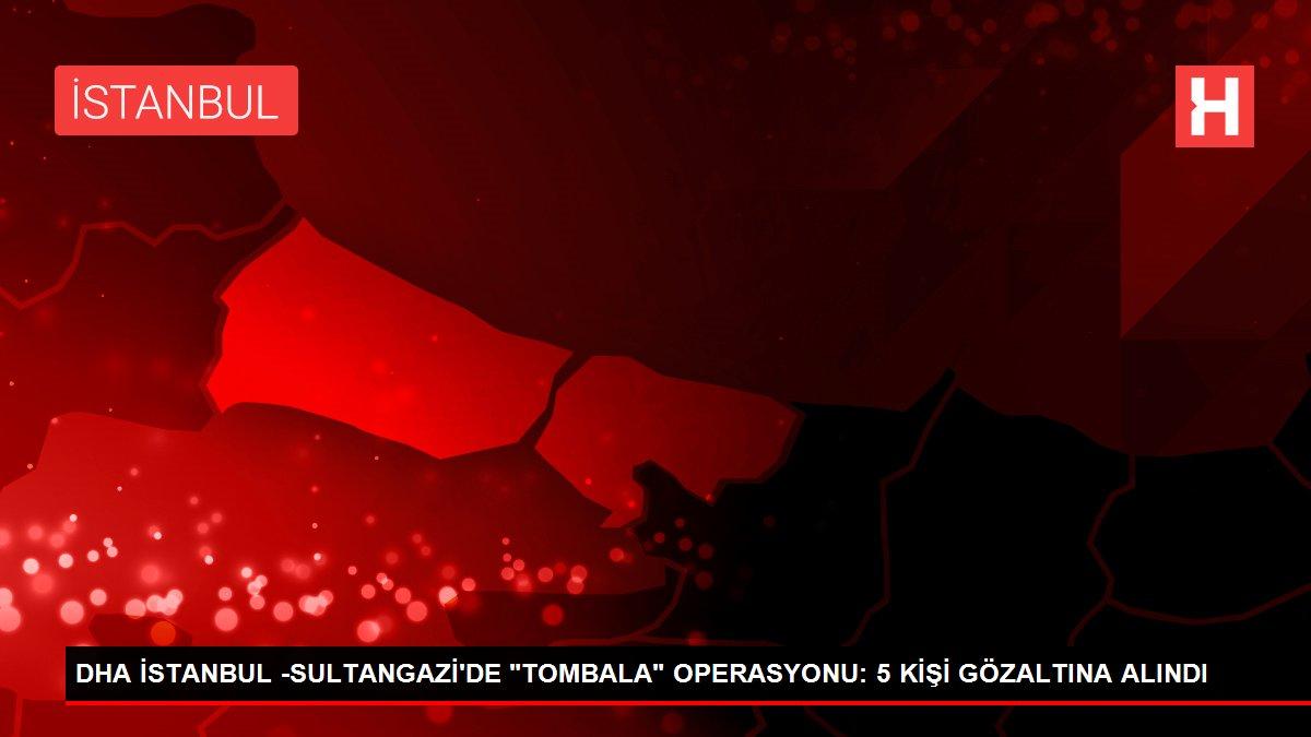 DHA İSTANBUL -SULTANGAZİ DE