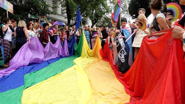 LGBTİ+ bireyler için alternatif olimpiyatlar Heybeliada da başladı
