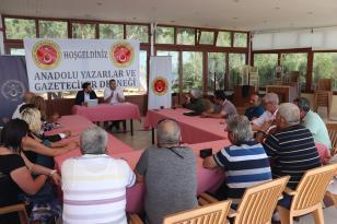 AYGAD Çalıştayında Basın Hukuku Eğitimi Verildi
