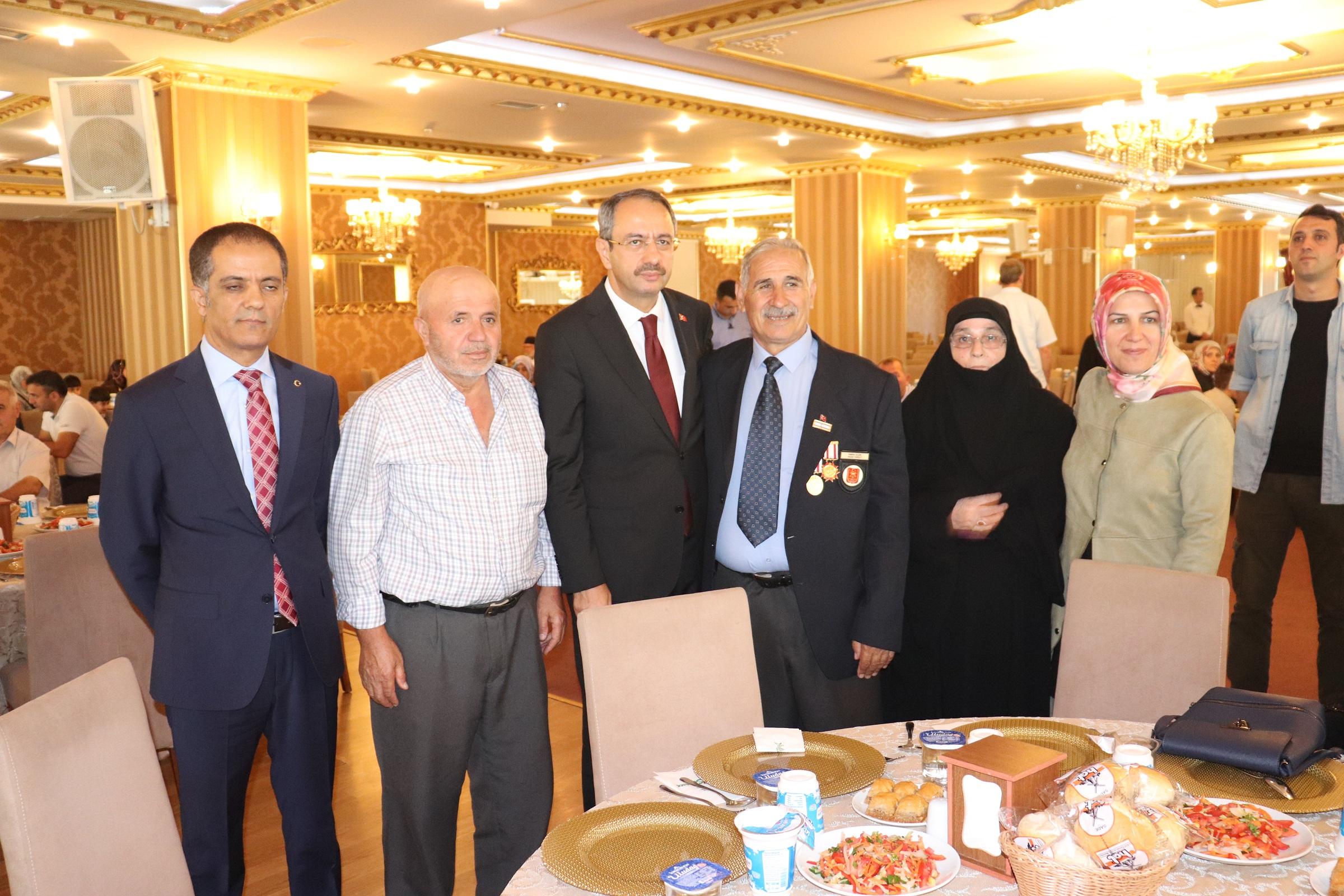 Sultanbeyli'de 19 Eylül Gaziler Günü Kutlandı