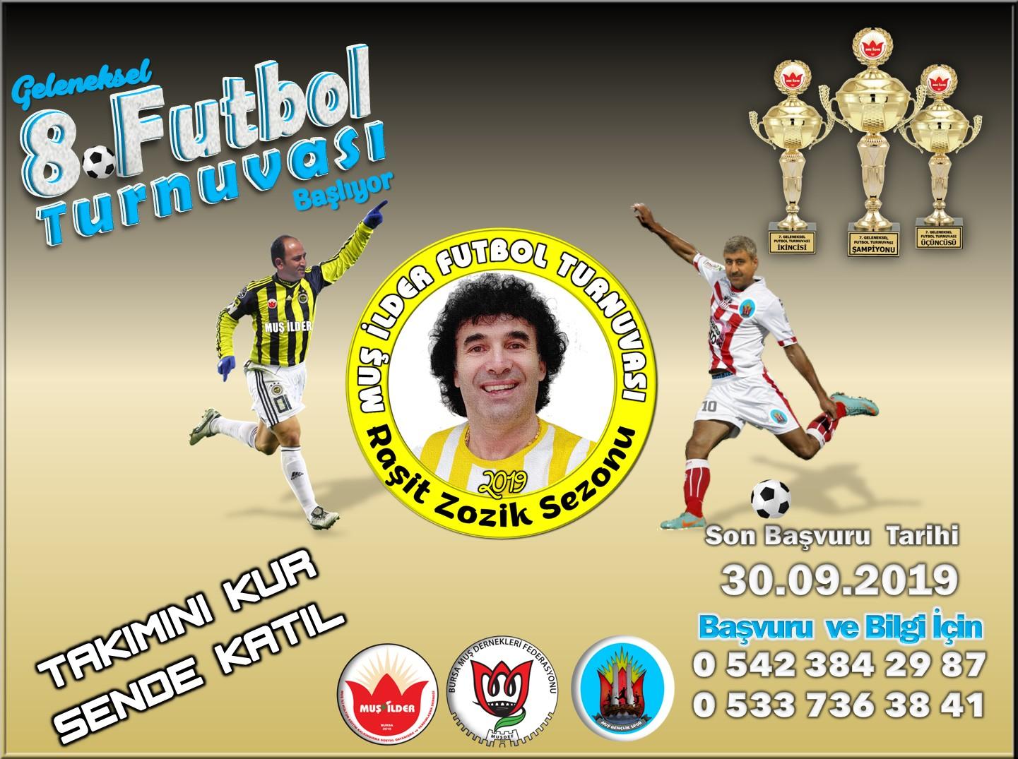 Türk Futbolunun Yaşayan Efsanesi Adına Anlamlı Bir Turnuva Düzenleniyor