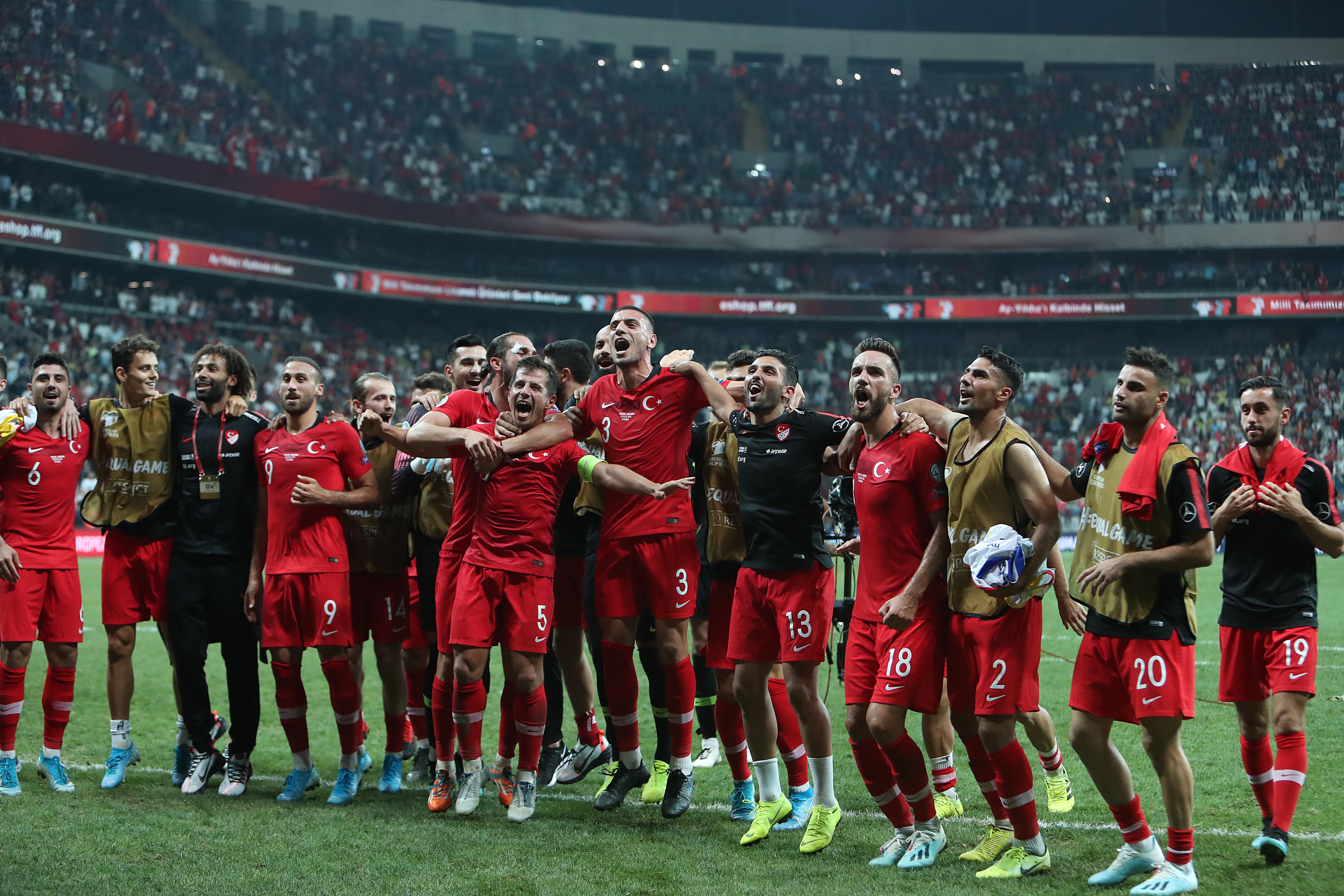 Türkiye 1-0 Andorra (Maç Özeti)