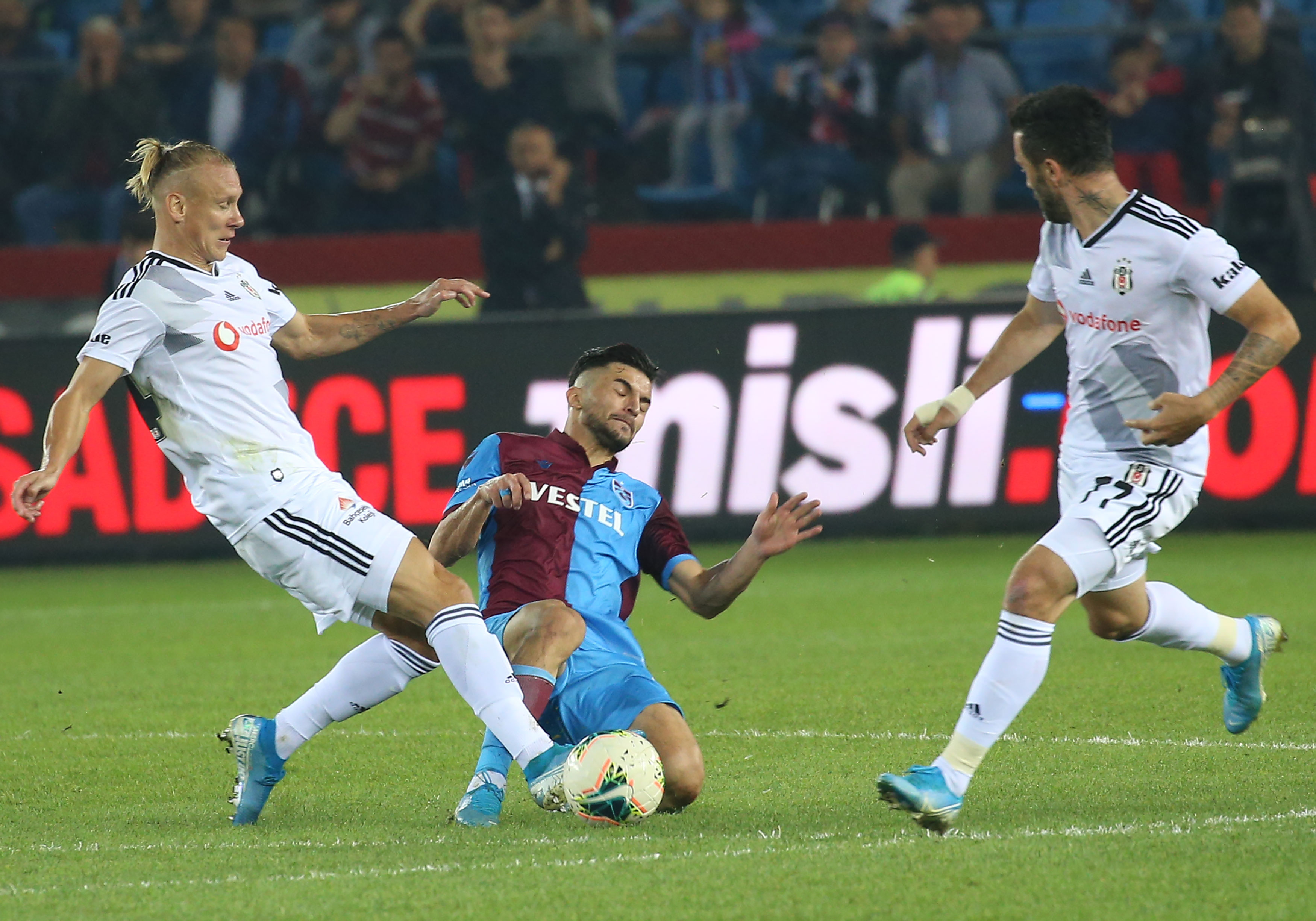 Trabzonspor 4- 1 Beşiktaş (Maç Özeti)