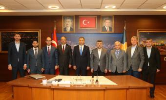 İstanbul Valisi Yerlikaya Sultanbeyli'de