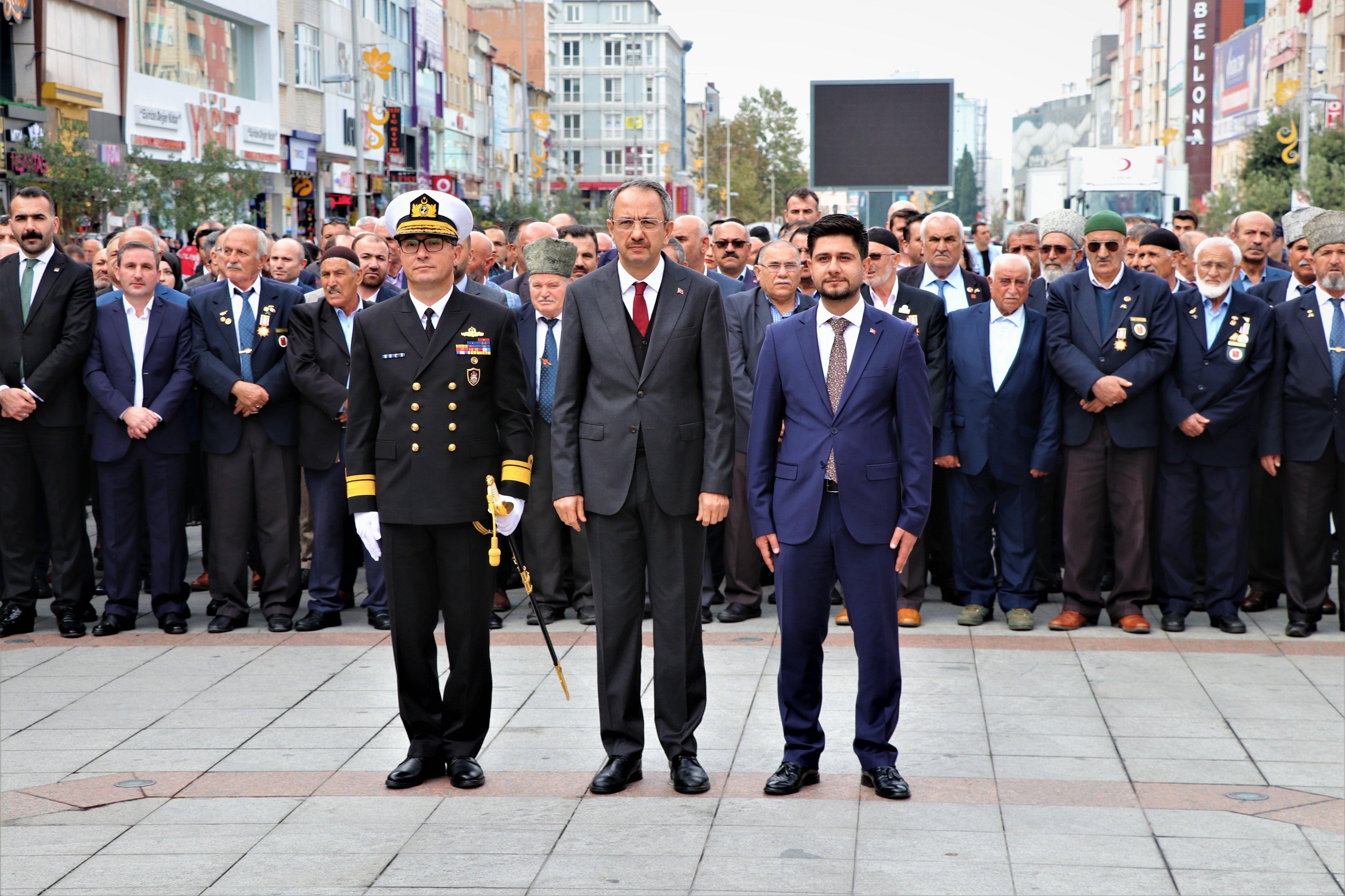 Sultanbeyli'de 29 Ekim Kutlaması
