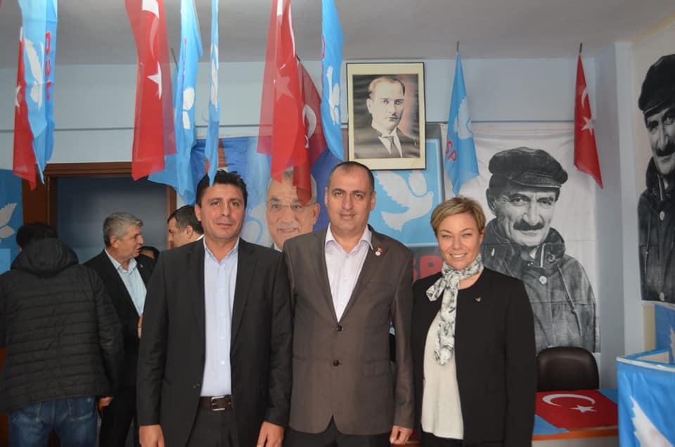 DSP Sultanbeyli Kongresi Yapıldı