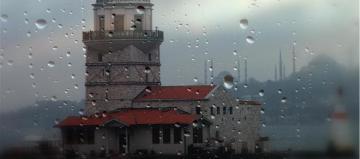 İSTANBUL'DA SAĞANAK YAĞMUR VE FIRTINA!
