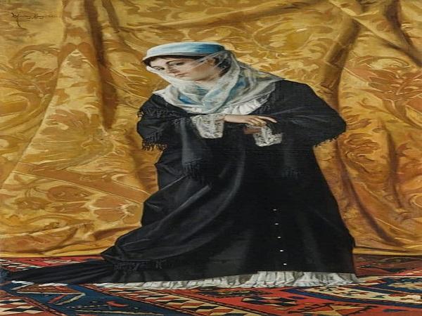 Osman Hamdi Bey'in 'İstanbul Hanımefendisi' 1.5 milyon avroya satıldı
