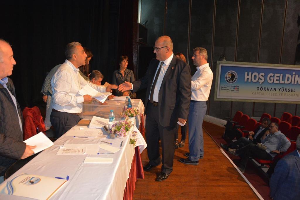 Kartal Kent Konseyi Seçimlerinde Şaibe İddiası