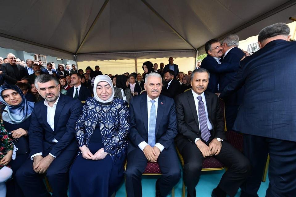 Yıldırım Sultanbeyli'de Anaokulunu Açtı