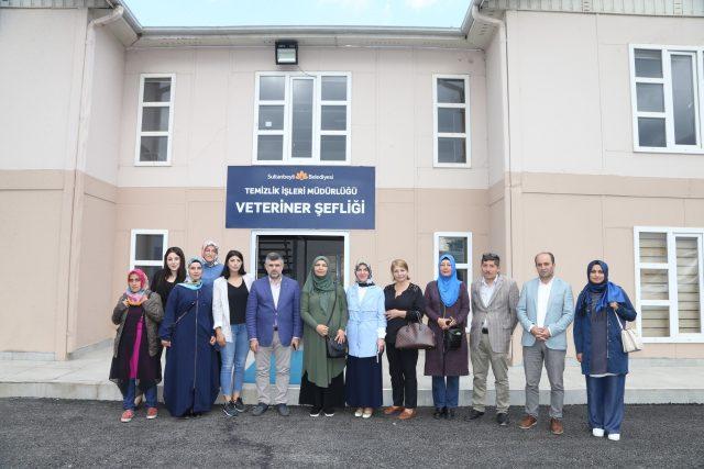 Sultanbeyli'de Afet Koordinasyon Toplantısı Gerçekleştirildi