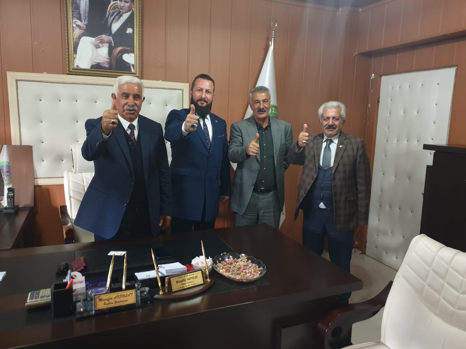 Yeniden Refah Partisi Iğdır İl Başkanı Sevilen İsim Ali Seyyar Oldu