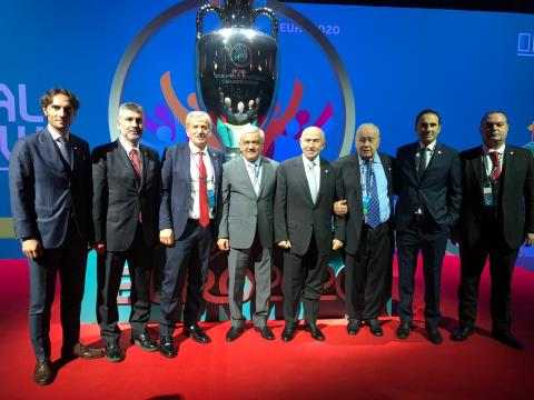 İşte Euro 2020 kurası