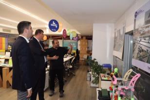 Kadıköy Belediye Başkanı Yüksel'i Ziyaret Etti