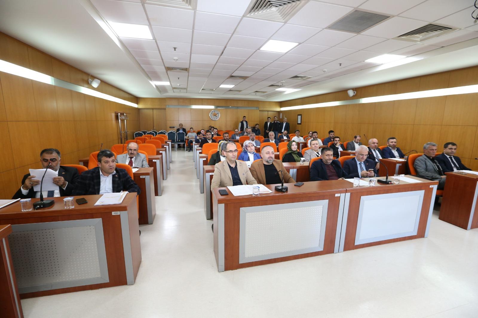 Belediye Meclisi Lösemili Çocuklara Destek Verdi