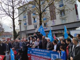 AGD'den Doğu Türkistan Açıklaması