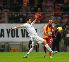 Galatasaray Alanya'yı Tek Golle Geçti
