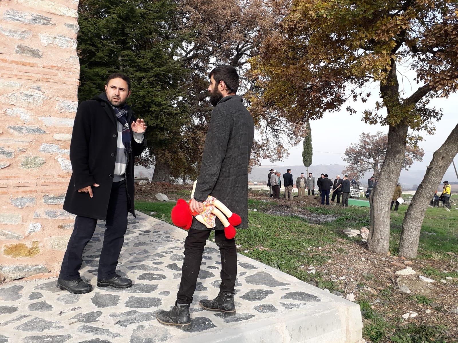 Yönetmen Engin Akyıldırım'dan Yeni Bir Film: İntikam Soğuk Duş