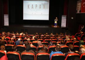 """Ödüllü Film """"Kapan"""" Sultanbeyli'de Gala Yaptı"""