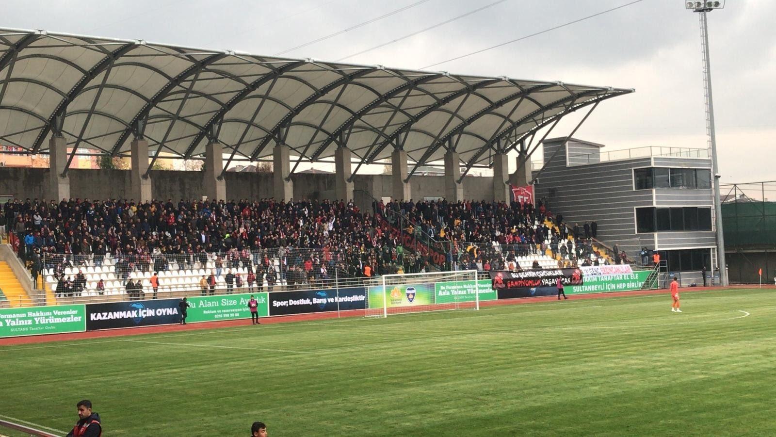 Sultanbeyli Belediyespor 1-3 24 Erzincanspor