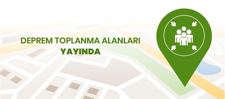 İSTANBUL'DA TOPLANMA VE GEÇİCİ BARINMA ALANLARI