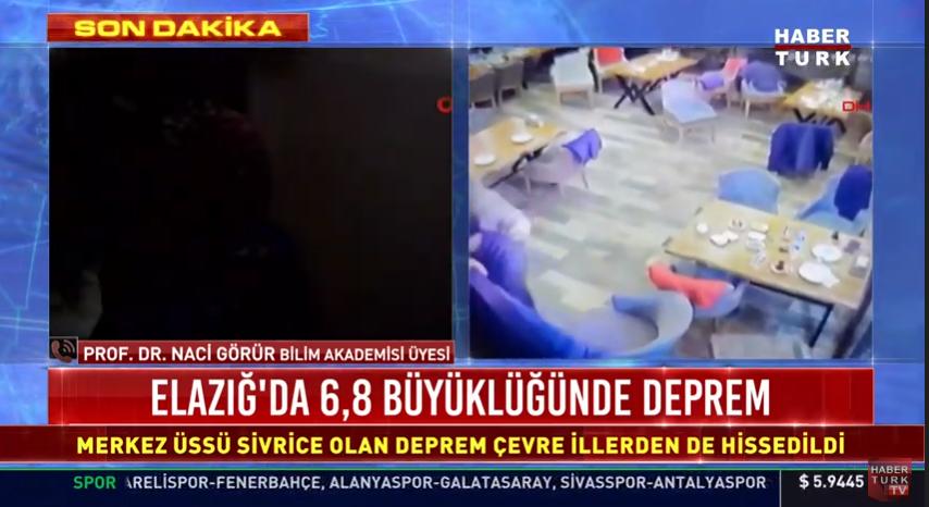 Elazığ Sivrice 6,8 Şiddetinde Deprem! (Son Durum)