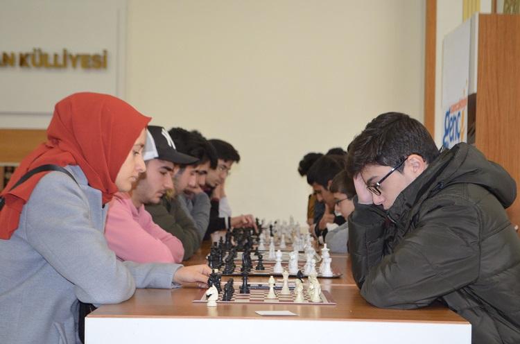 Yarıyıl Tatili Satranç Turnuvası ile Renklendi
