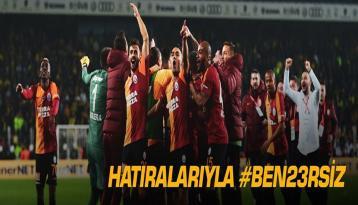 Galatasaray Ezeli Rakibin Sahasında Yenmeyi Başardı: 1-3
