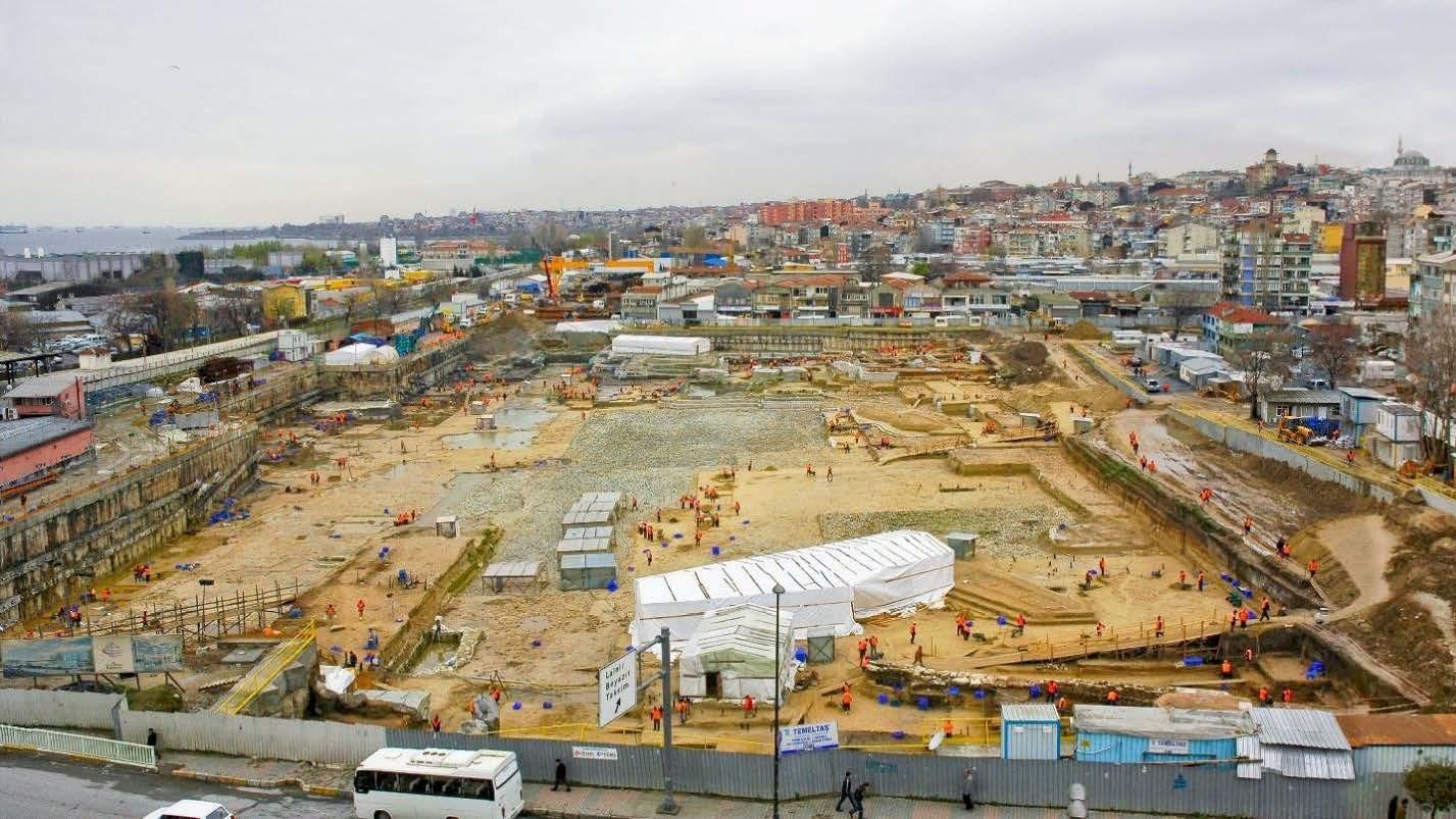 Yenikapı Arkeoloji Kazıları, İstanbul'un Tarihine Işık Tutuyor