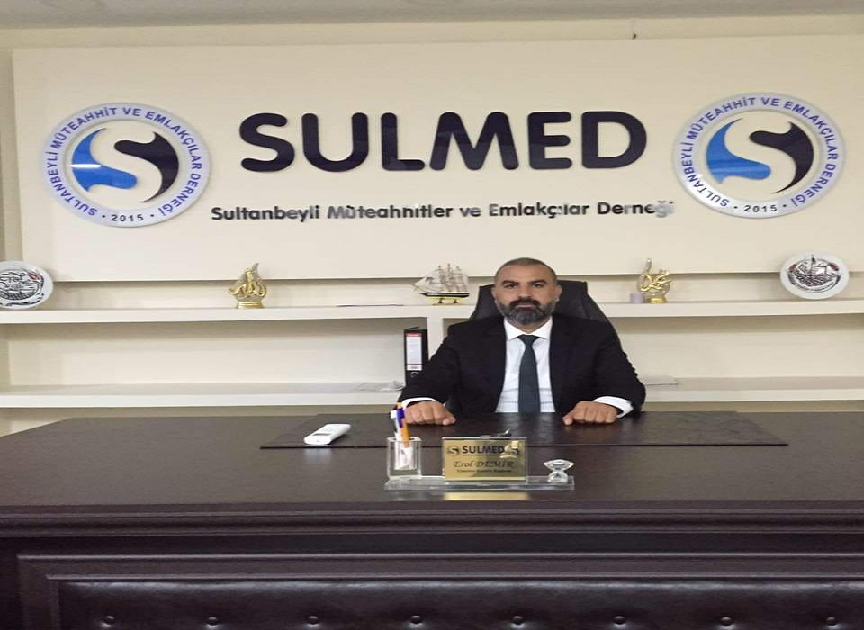 Gelecek Partisi Sultanbeyli İlçe Başkanı Demir Oldu