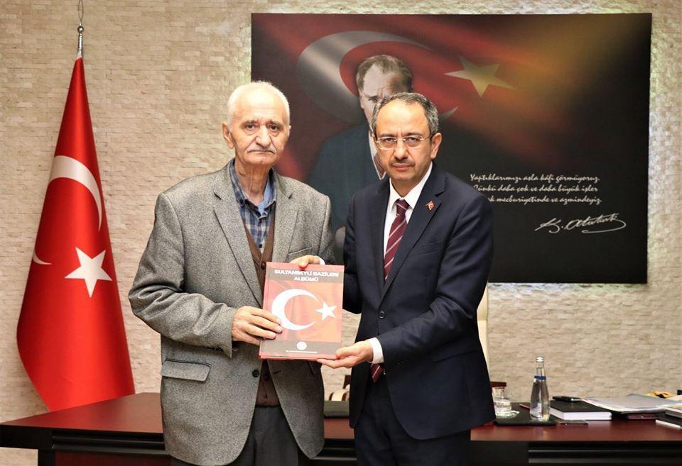 Sultanbeylili Kıbrıs Gazisi Vefat Etti