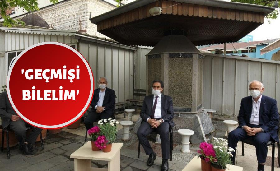 Sultan Orhan Gebze'de Dualarla Anıldı