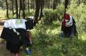Çevre Gönüllüleri Aydos Ormanı'nda Temizlik Yaptı