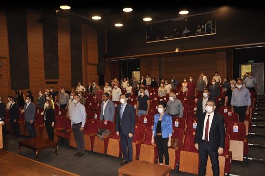 22 ilden gelen gazeteciler AYGAD'ın Kültür ve Sanat Gazeteciliği programında buluştu