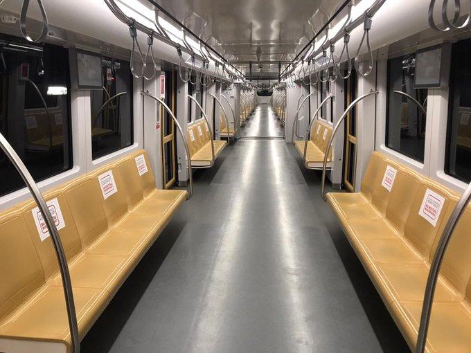 Yenikapı-Hacıosman metrosunda internet dönemi başladı