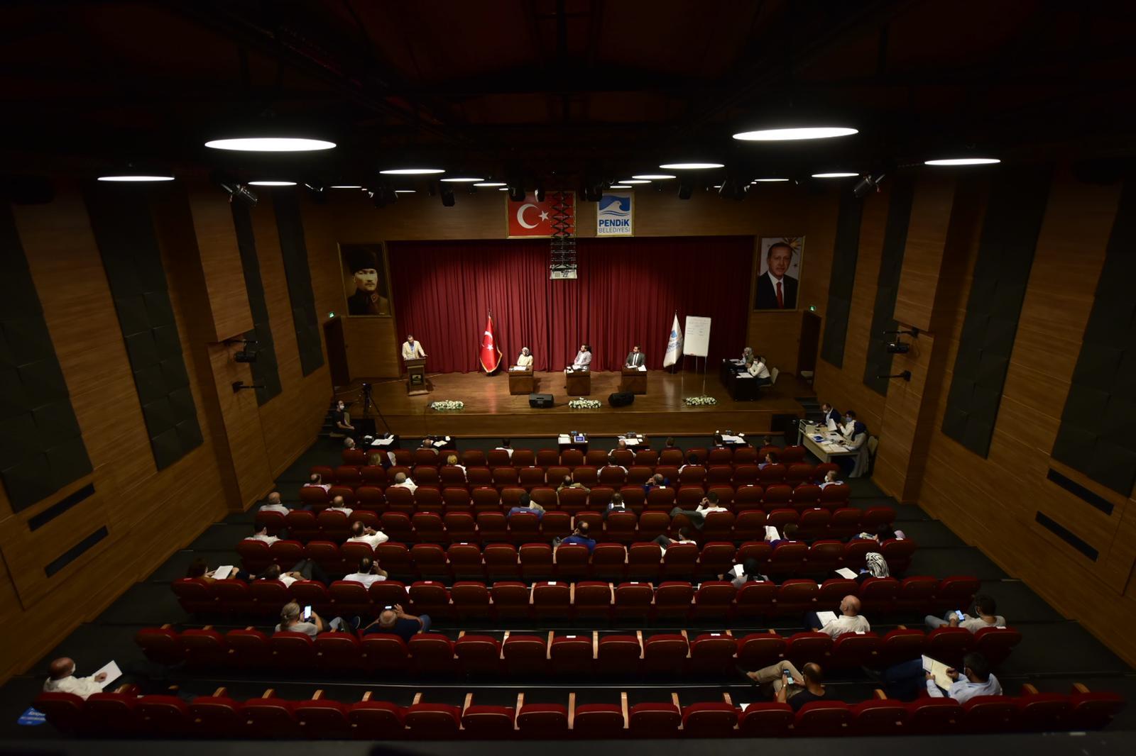 Pendik'te yatırımların bütçe içerisindeki payı yüzde 33,6