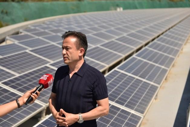 Tuzla Belediyesi, kamunun ve İstanbul'un en büyük Güneş Enerjisi Santrali'ni kurdu