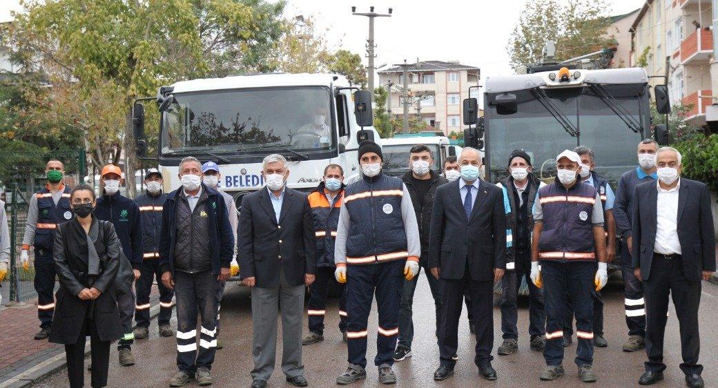 Gebze'de Sonbahar Temizliği
