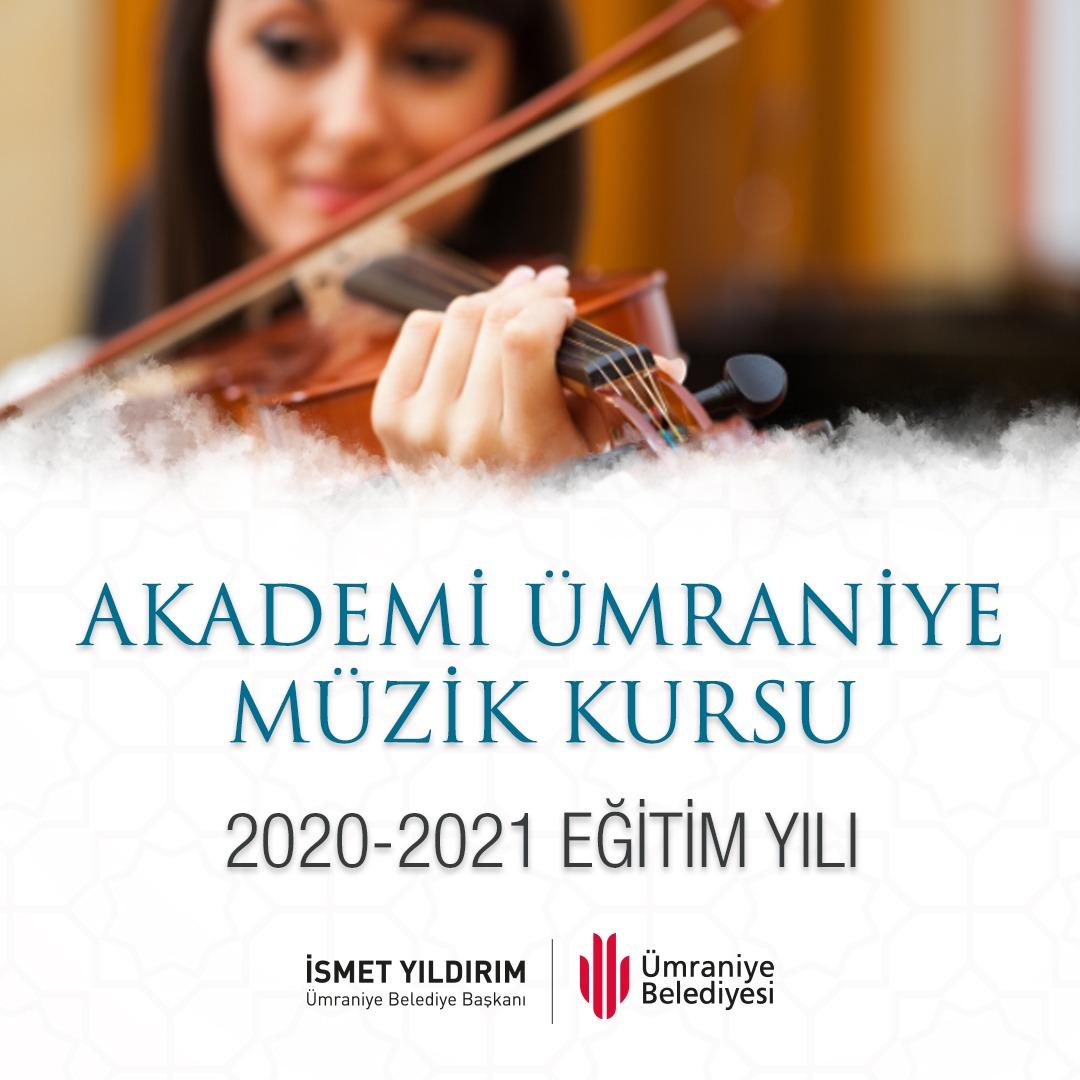 Müzik Akademisi'ne Yeni Eğitim Döneminde Yoğun İlgi