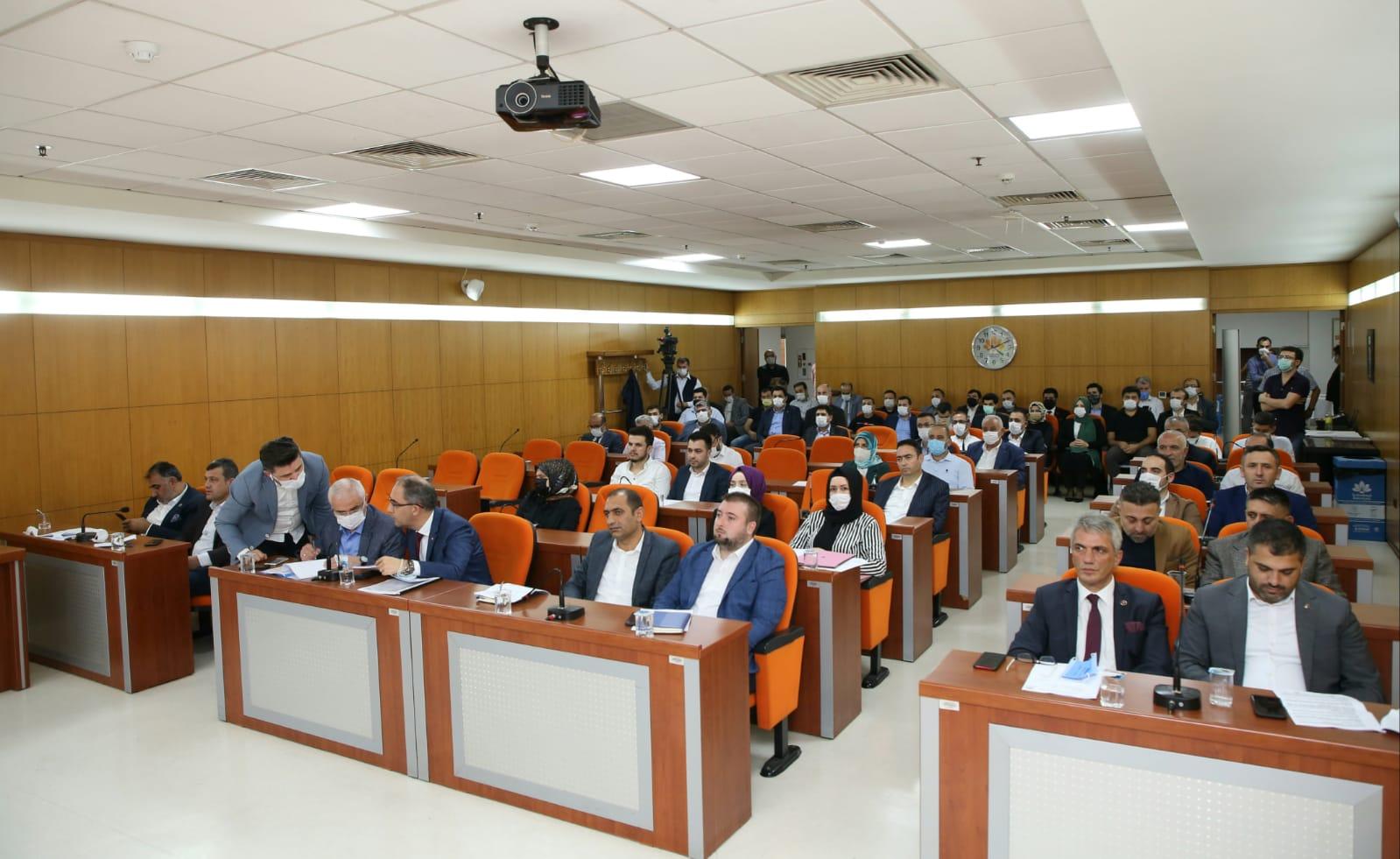 2021 Yılı Bütçesi Oy Çokluğuyla Kabul Edildi