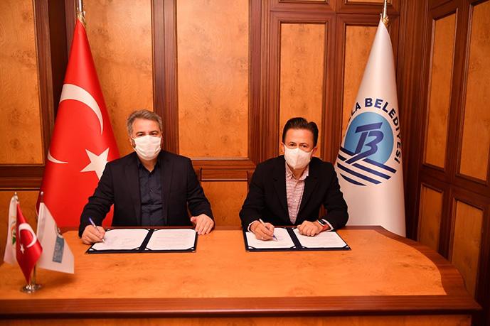 Tuzla Belediyesi ile Hizmet-İş Sendikası Arasında Toplu İş Sözleşmesi İmzalandı