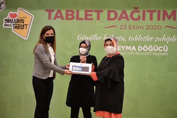 """Sancaktepe Belediyesi'nden Eğitime """"Gönülden Gönüle"""" Büyük Destek"""