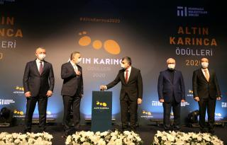 Sultanbeyli Belediyesinin Projesine Altın Karınca Ödülü