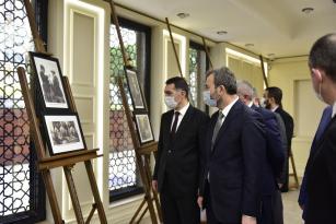 Atatürk Fotoğrafları Sergisi açıldı, 30 Kasım'a Kadar Sürecek