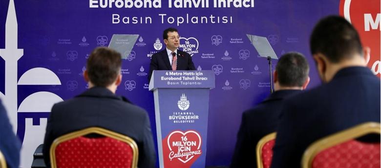 Yurt dışına ihraç edilen ilk Eurobond satışı