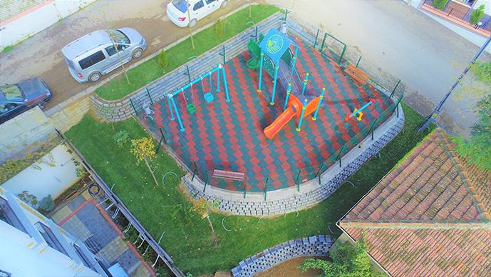 2020 Yılında Tuzla'ya 7 Yeni Park Daha Kazandırdık