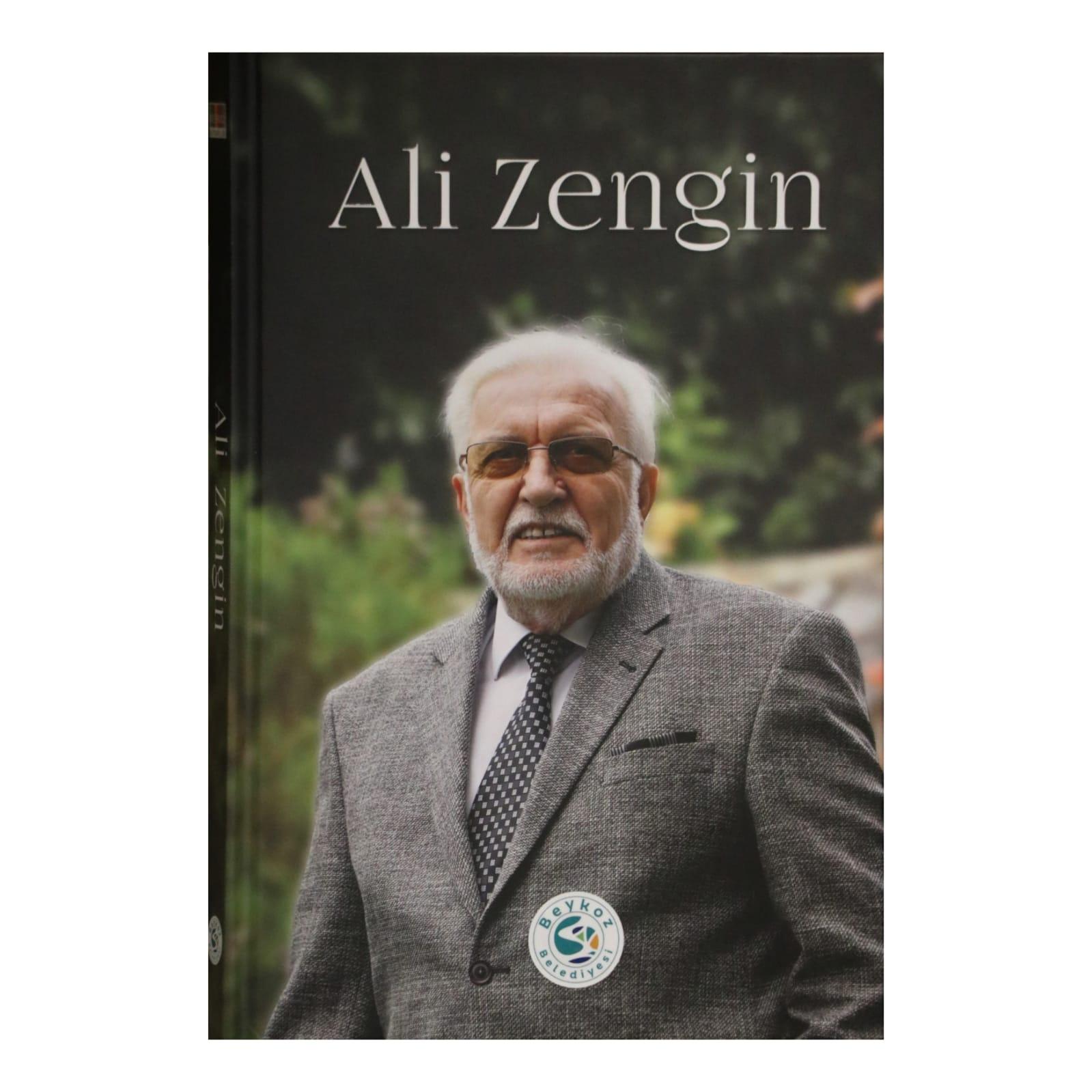 Ali Zengin Kitabı Çıktı