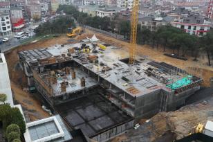 Ümraniye'de 2020 Yılında Proje Fırtınası